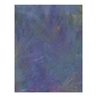 Faeries' Midnight Dance Abstract Letterhead