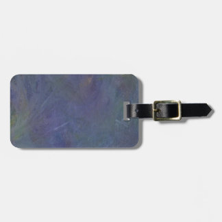Faeries' Midnight Dance Abstract Bag Tag
