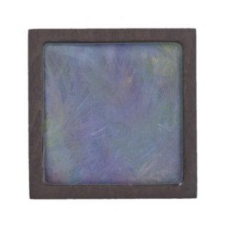 Faeries' Midnight Dance Abstract Premium Keepsake Box