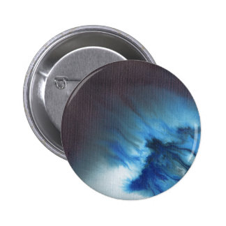 Faerie's Night Flight Abstract 2 Inch Round Button
