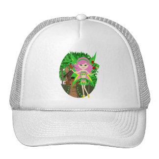 Faery de Ostara y gorra de la cabaña del Birdhouse