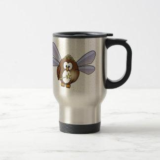 faery owl travel mug