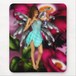 Faery Rose Mousepad