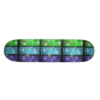 Faes in Flight Skateboard