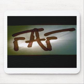 FAF Spotlight Mouse Pad