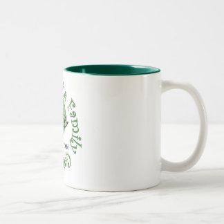 FAFA Two-Tone COFFEE MUG