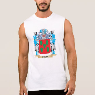 Fagin Coat of Arms - Family Crest Sleeveless Tees