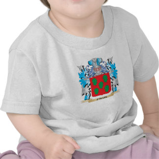 Fagin Coat of Arms - Family Crest T Shirt