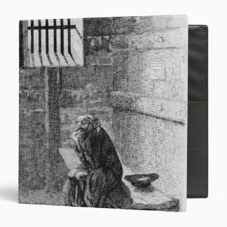 Fagin in the Condemned Cell Binder