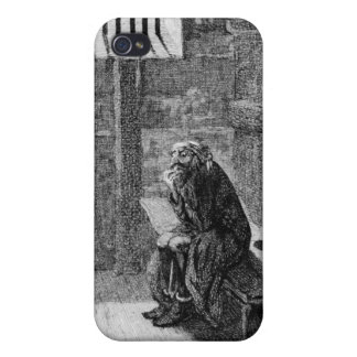 Fagin in the Condemned Cell iPhone 4/4S Case
