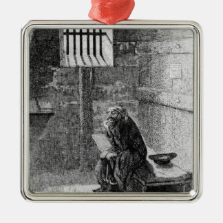 Fagin in the Condemned Cell Metal Ornament