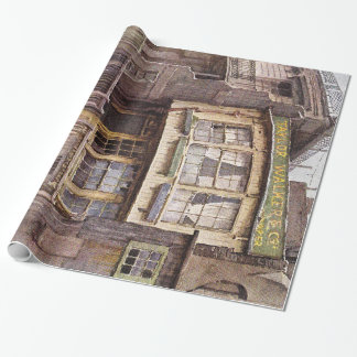 Fagin's Den Wrapping Paper