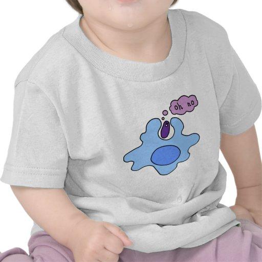 Fagocitosis de las bacterias camiseta