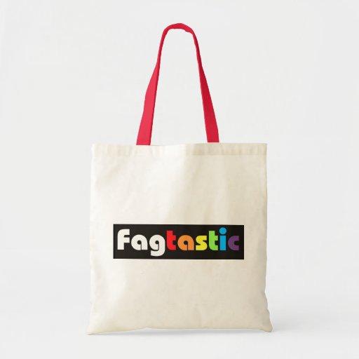 Fagtastic (Banner) Bags