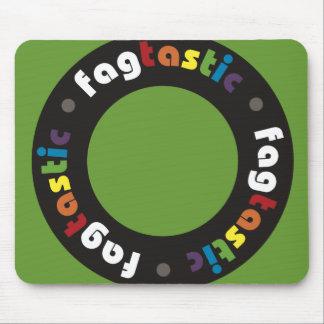Fagtastic (círculo) Mousepad Tapete De Raton