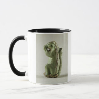 Faience squirrel, Harappa, 2300-1750 BC Mug