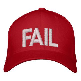 Fail Embroidered Baseball Cap