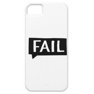 Fail iPhone 5 Fundas