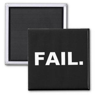 FAIL. Magnet - Black