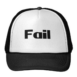 Fail Mesh Hats