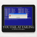 fail mouse mats