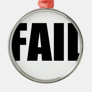 fail christmas ornaments