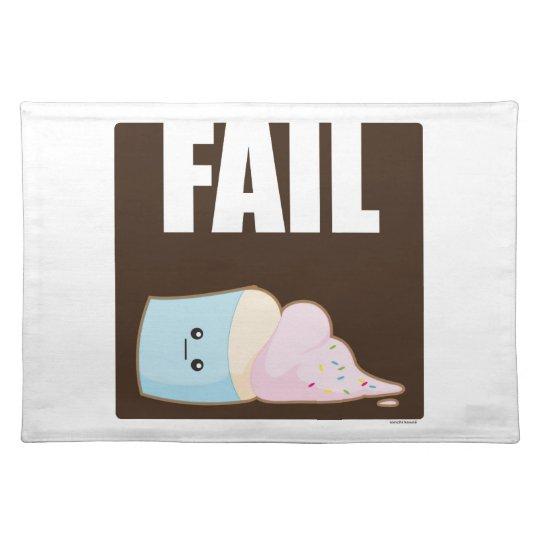 Fail Placemat
