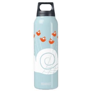 Fail Snail Insulated Water Bottle
