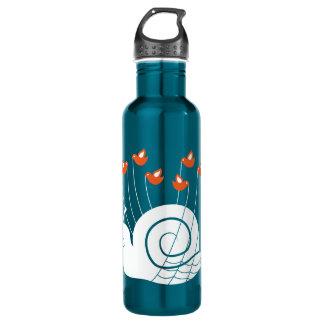 Fail Snail Stainless Steel Water Bottle