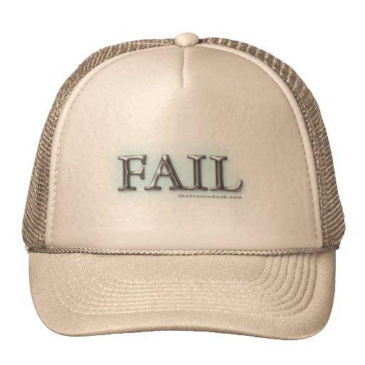 Fail Trucker Hats