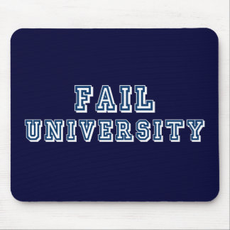 Fail University Mouse Pad