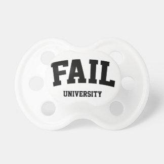 Fail University Pacifier
