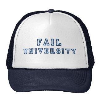 Fail University Trucker Hat
