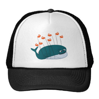Fail Whale Trucker Hat