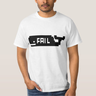 Fail Whale Value Shirt