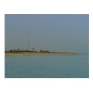 Failaka Island, Kuwait Postcard