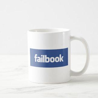 failbook coffee mugs