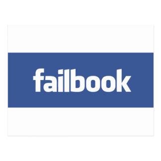 failbook postal