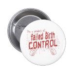 failed birth control pin