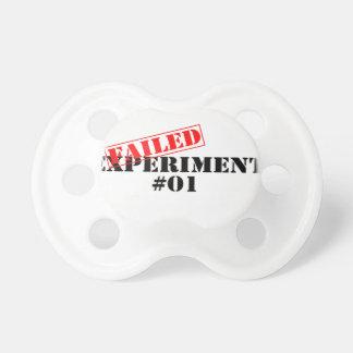 Failed Experiment Pacifier