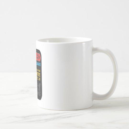 FAILED MAYORAL CANDIDATE COFFEE MUG