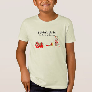 Failed Operation: I didn't do it! T-shirt