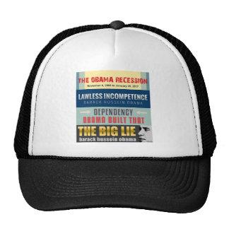 Failed President Obama Hat