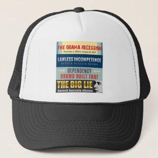 Failed President Obama Trucker Hat