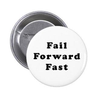 FailForwardFast Pin Redondo 5 Cm