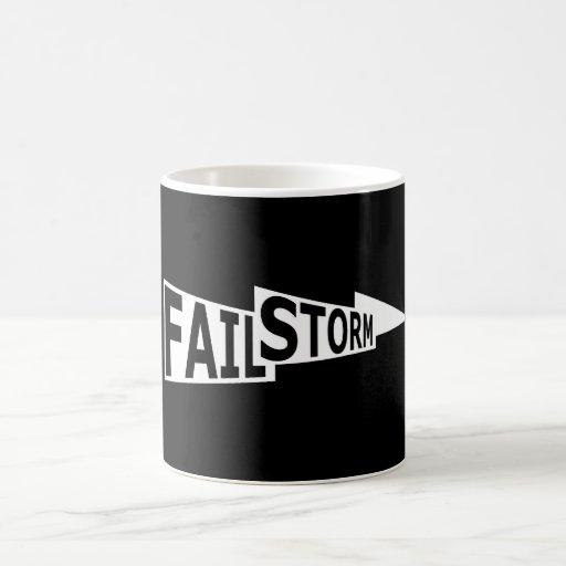 Failstorm Classic White Coffee Mug
