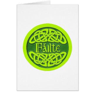 Failte Card