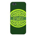 Failte - Cead Míle Fáilte Covers For iPhone 5