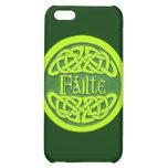 Failte - Cead Míle Fáilte iPhone 5C Cases