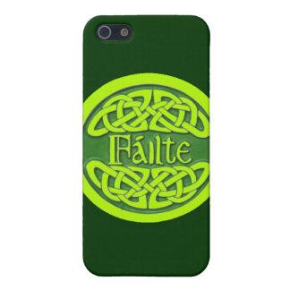 Failte - Cead Míle Fáilte iPhone SE/5/5s Case